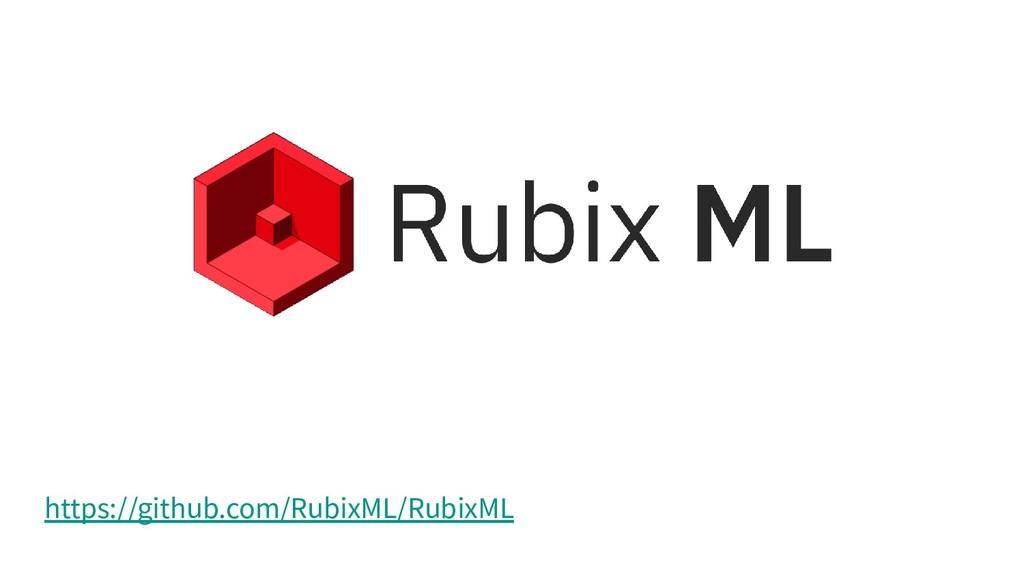 https://github.com/RubixML/RubixML