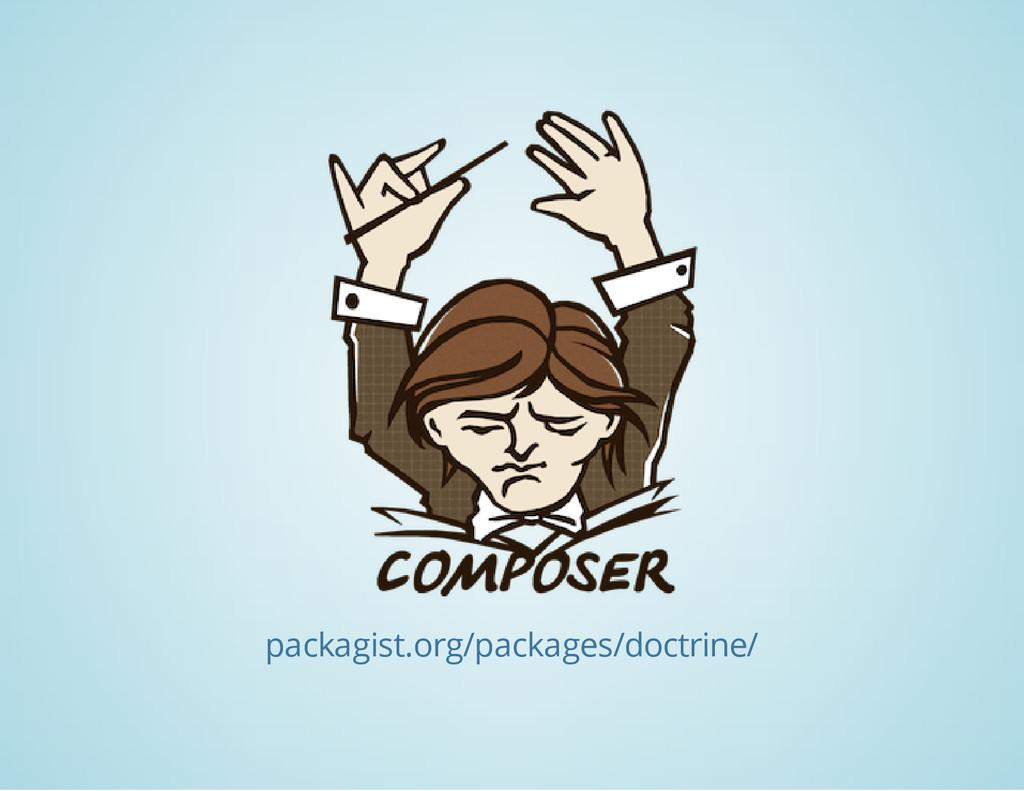 packagist.org/packages/doctrine/