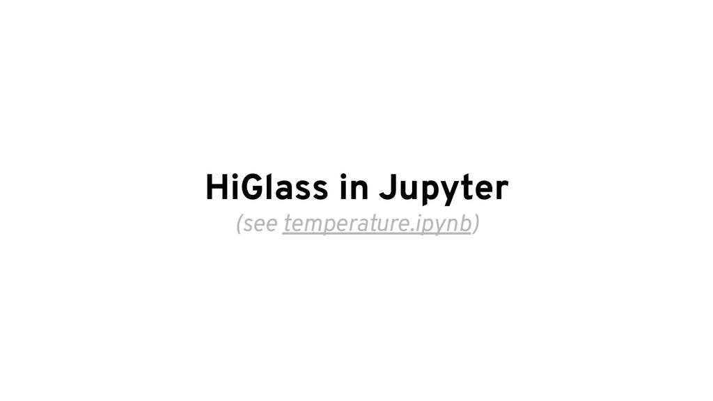 HiGlass in Jupyter (see temperature.ipynb)