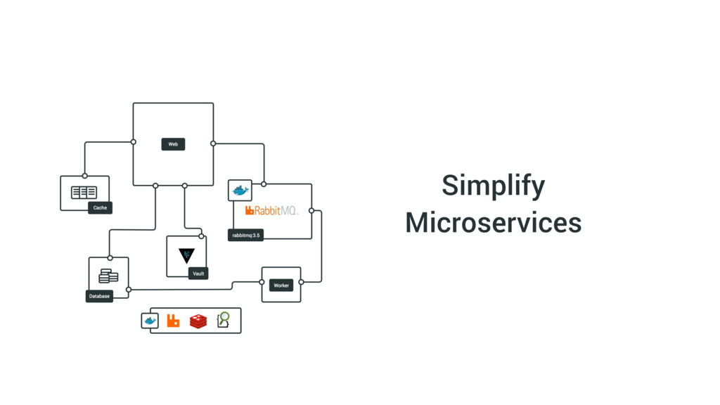 Simplify Microservices