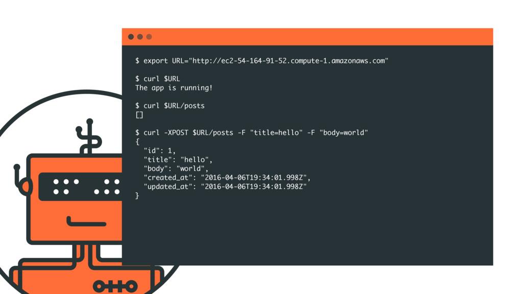 """$ export URL=""""http://ec2-54-164-91-52.compute-1..."""