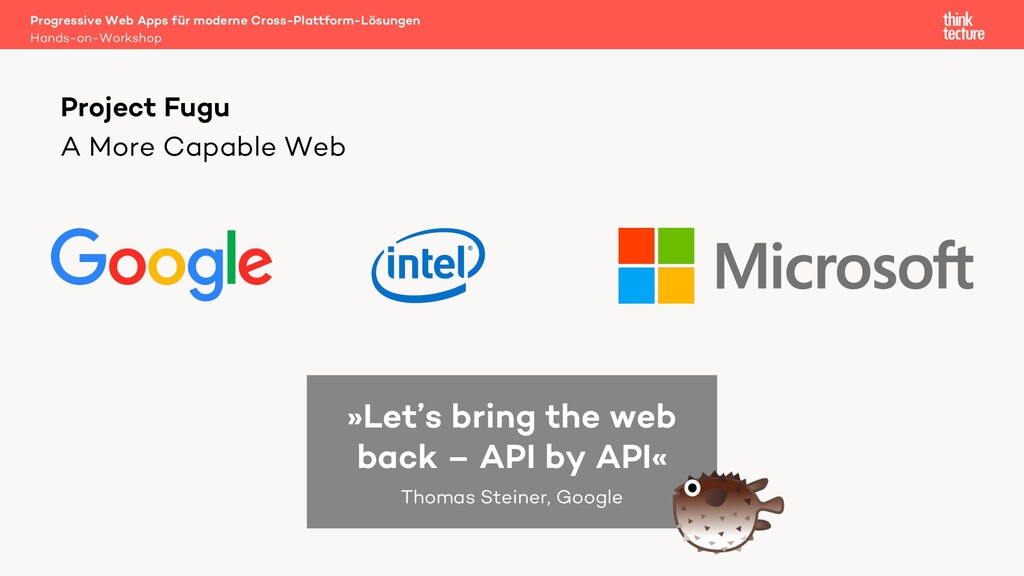 A More Capable Web Progressive Web Apps für mod...