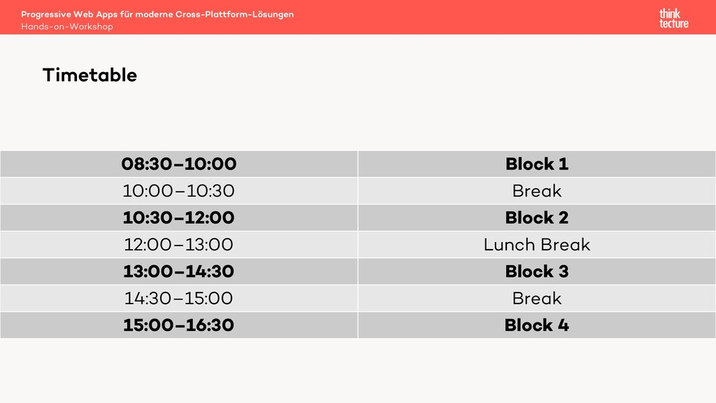 08:30–10:00 Block 1 10:00–10:30 Break 10:30–12:...