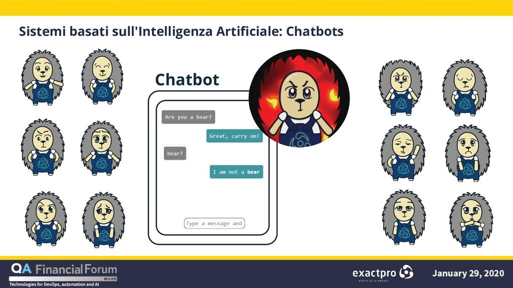 Sistemi basati sull'Intelligenza Artificiale: Ch...