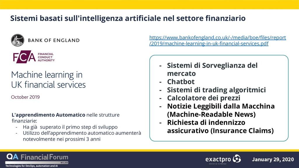 - Sistemi di Sorveglianza del mercato - Chatbot...