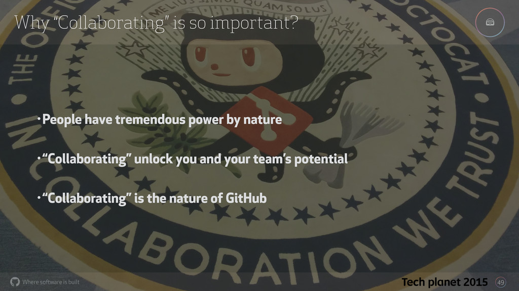 """Where software is built % Why """"Collaborating"""" i..."""