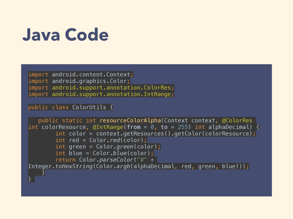 Java Code import android.content.Context; impo...