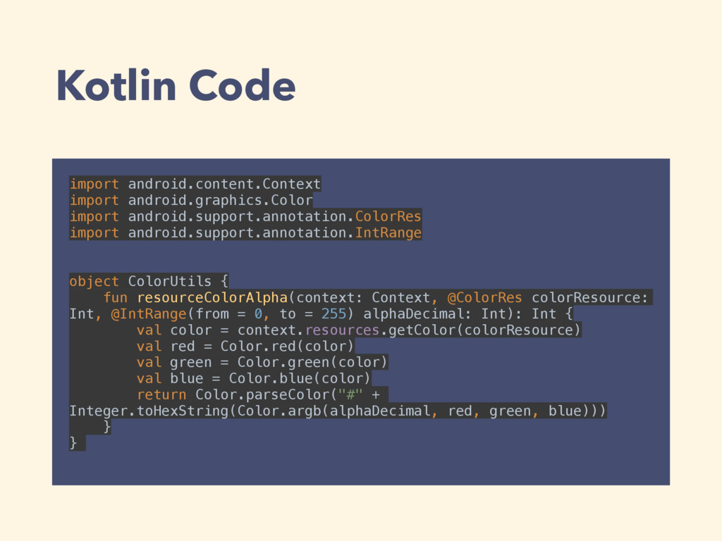 Kotlin Code import android.content.Context imp...