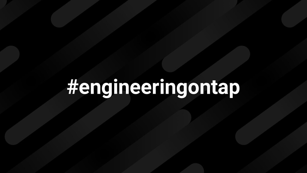 #engineeringontap