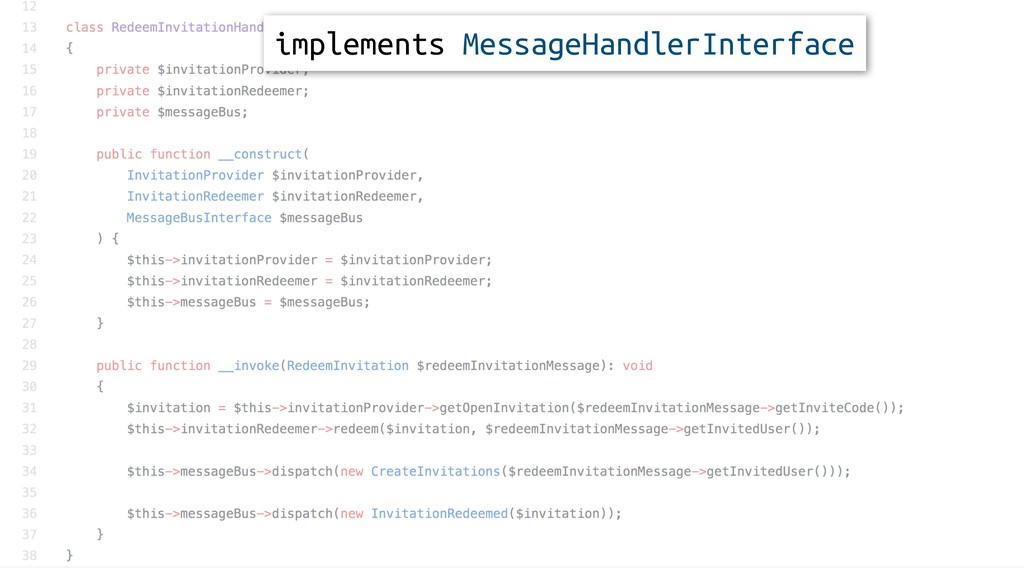 implements MessageHandlerInterface