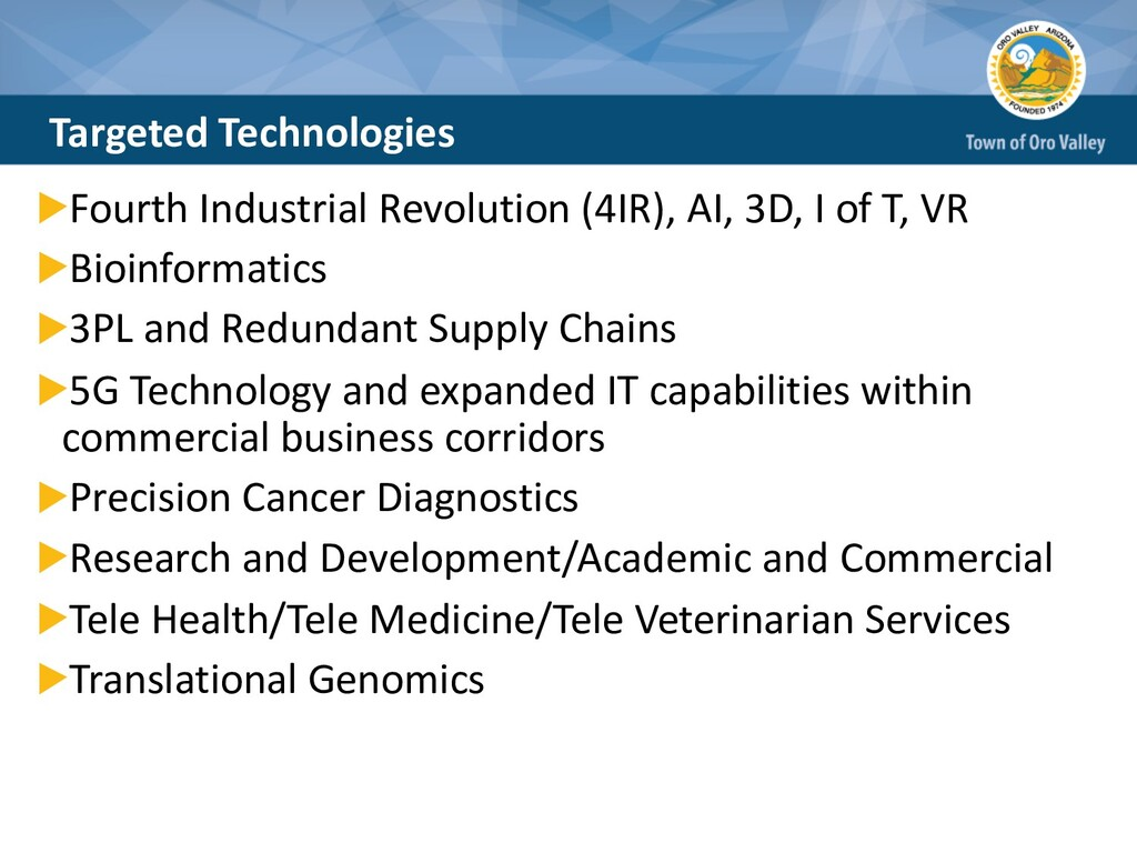 Targeted Technologies Fourth Industrial Revolut...