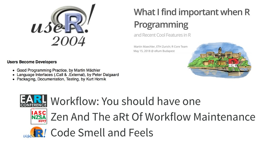 Workflow: You should have one Zen And The aRt O...