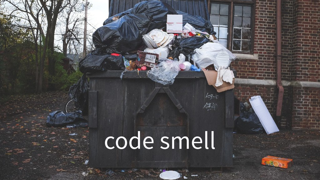code smell