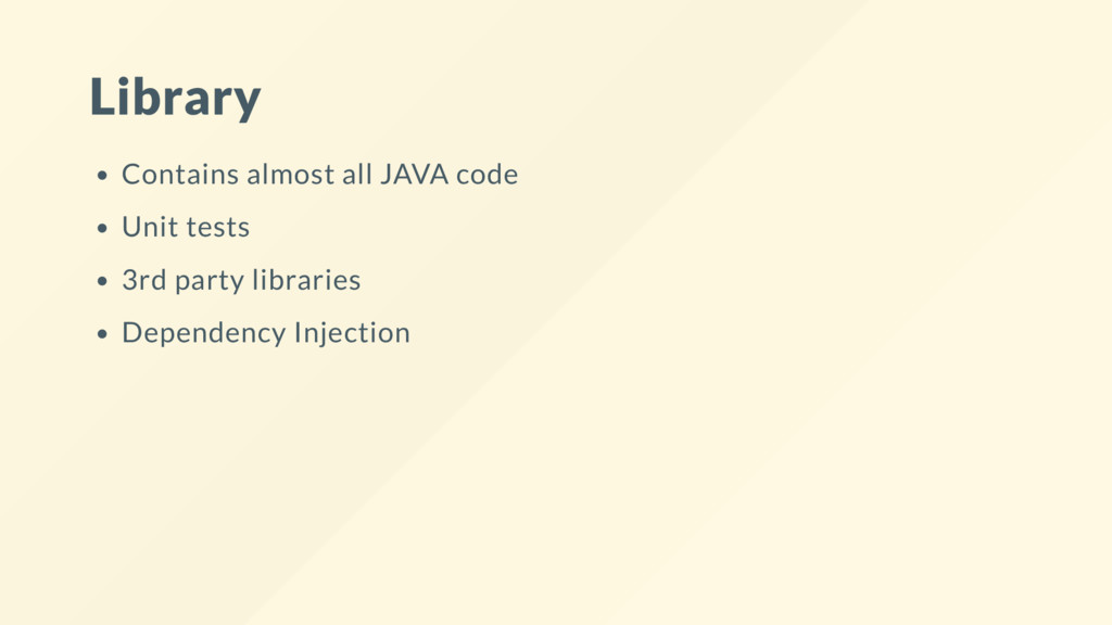 Library Contains almost all JAVA code Unit test...