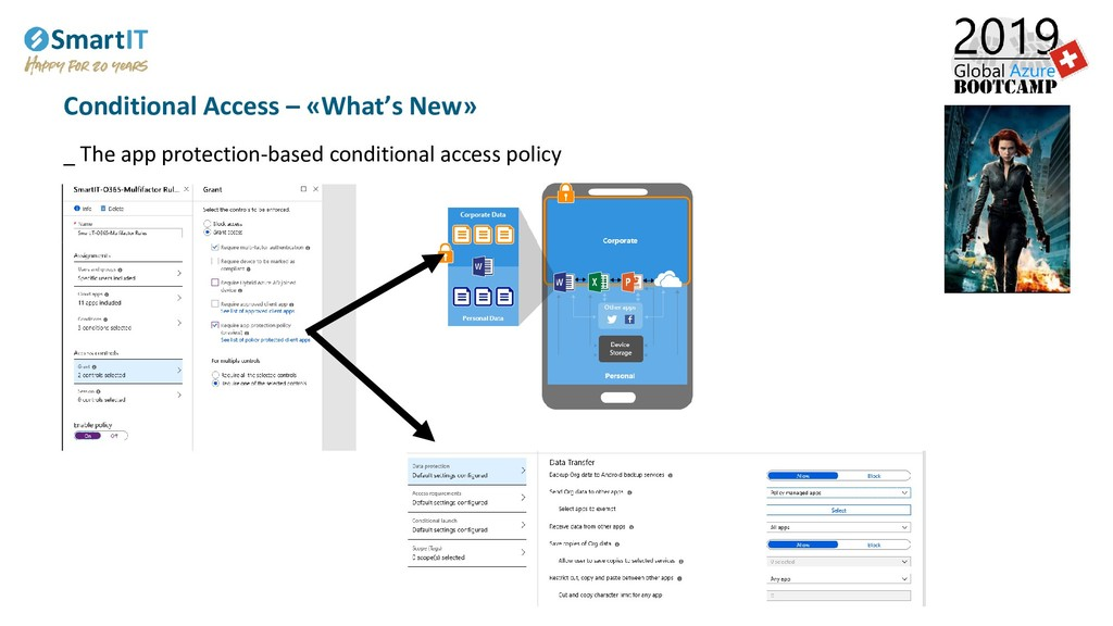 Conditional Access – «What's New» _ The app pro...