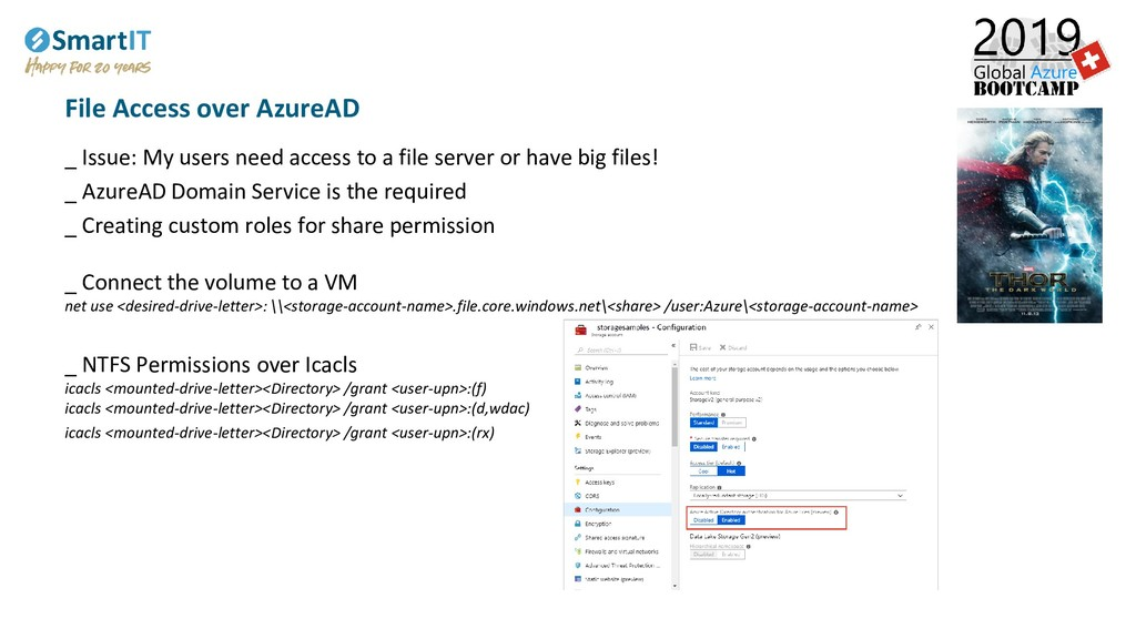 File Access over AzureAD _ Issue: My users need...