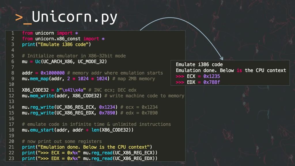 >_Unicorn.py