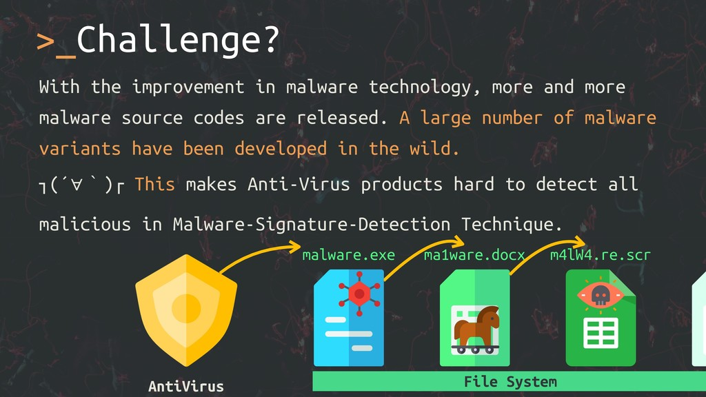 With the improvement in malware technology, mor...