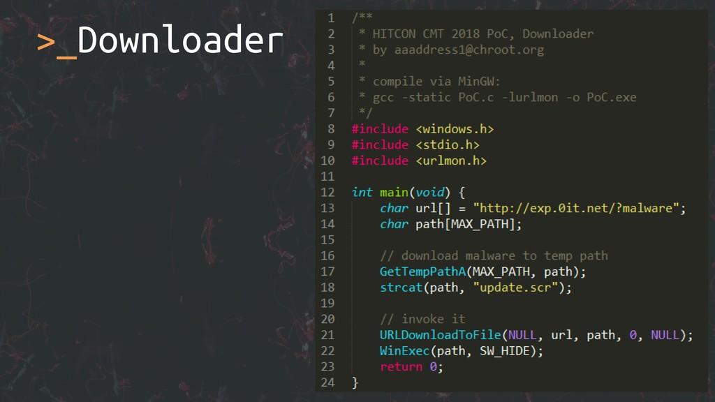 >_Downloader