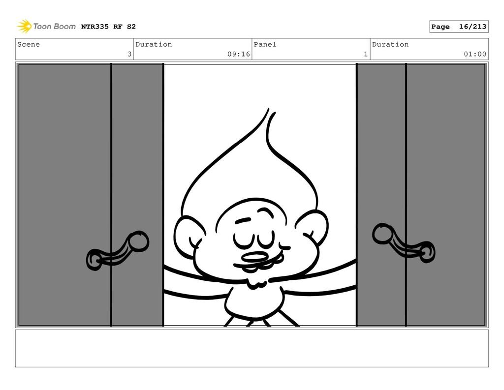 Scene 3 Duration 09:16 Panel 1 Duration 01:00 N...