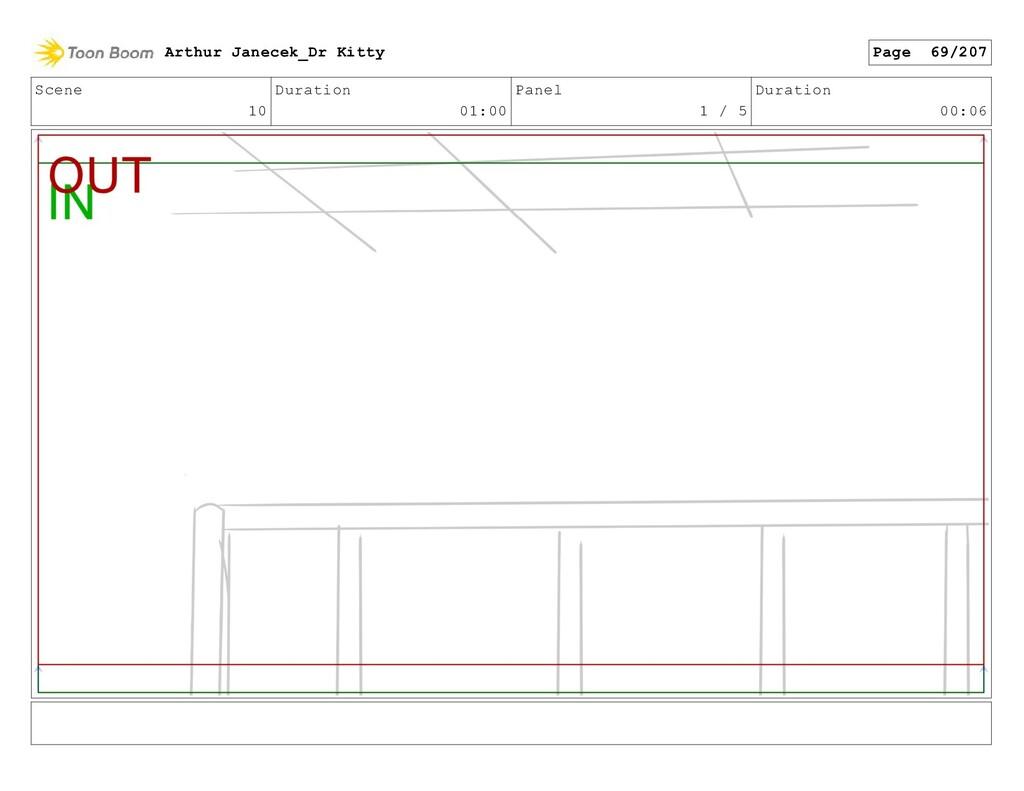 Scene 10 Duration 01:00 Panel 1 / 5 Duration 00...