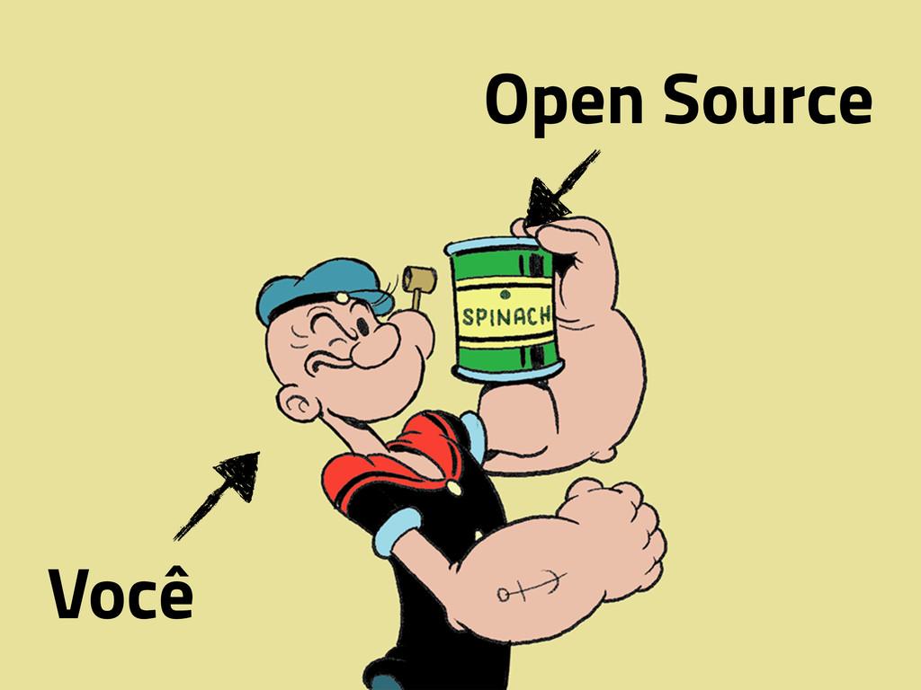 Open Source Você