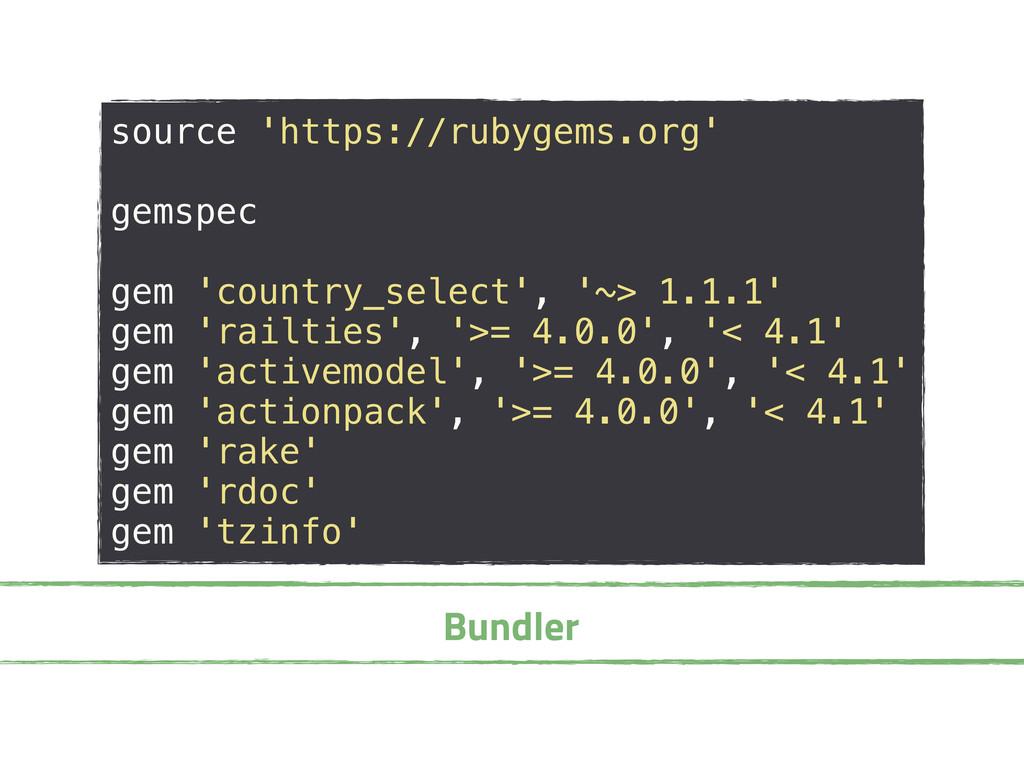 source 'https://rubygems.org' gemspec gem 'coun...