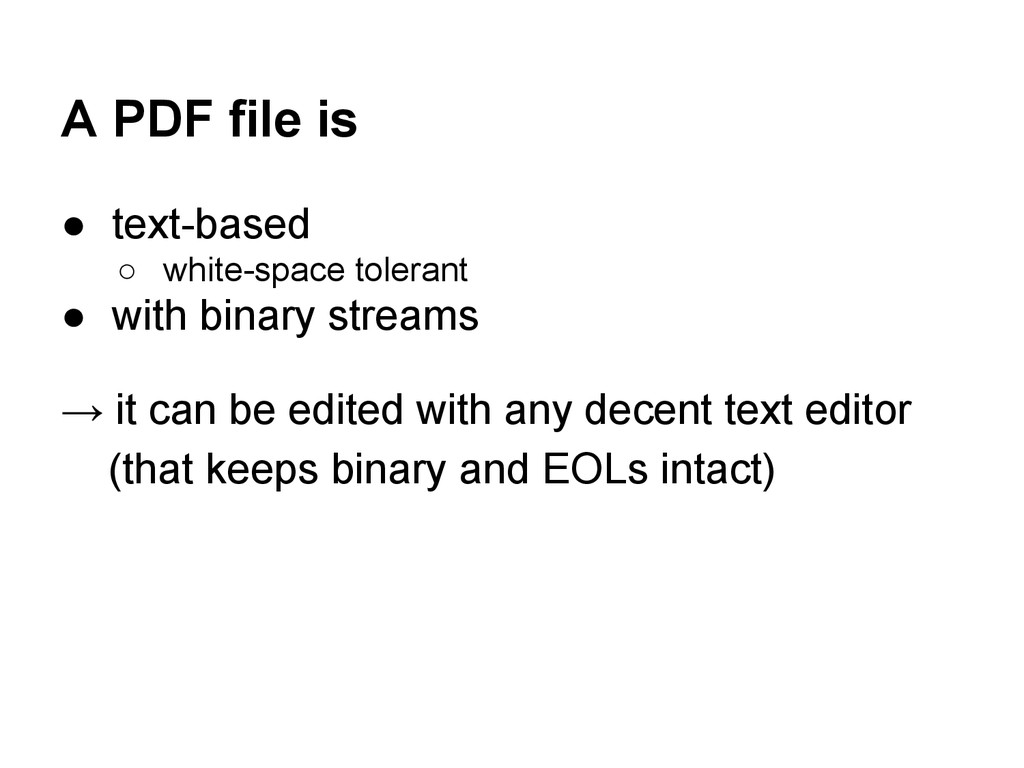 A PDF file is ● text-based ○ white-space tolera...