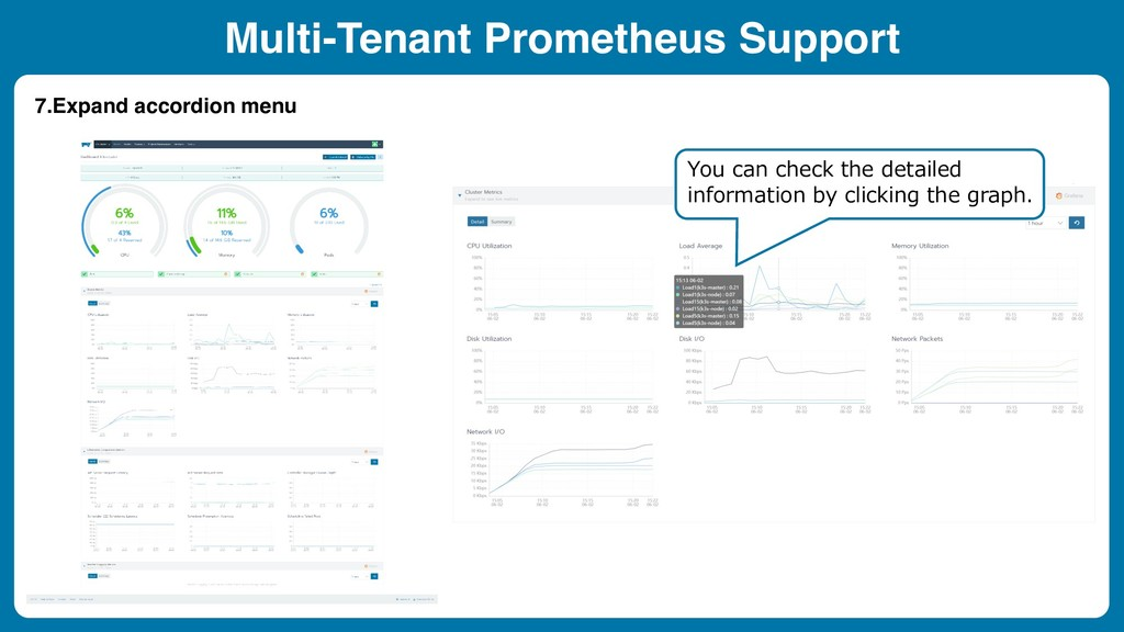 Multi-Tenant Prometheus Support 7.Expand accord...