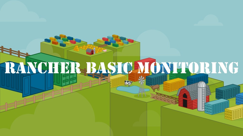 RANCHER BASIC MONITORING