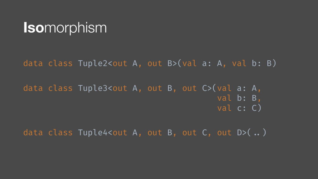 data class Tuple2<out A, out B>(val a: A, val b...