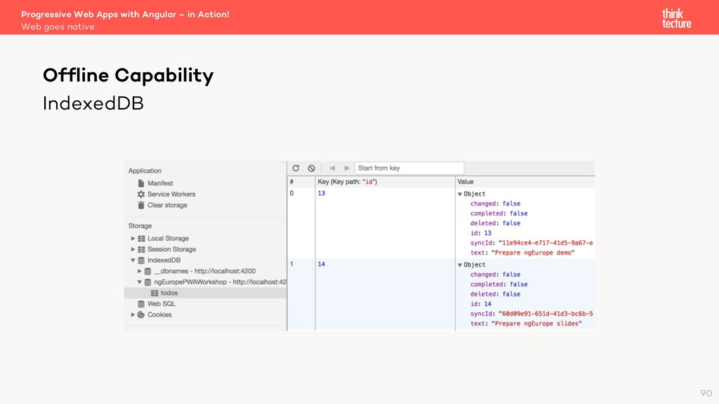 IndexedDB Progressive Web Apps with Angular – i...