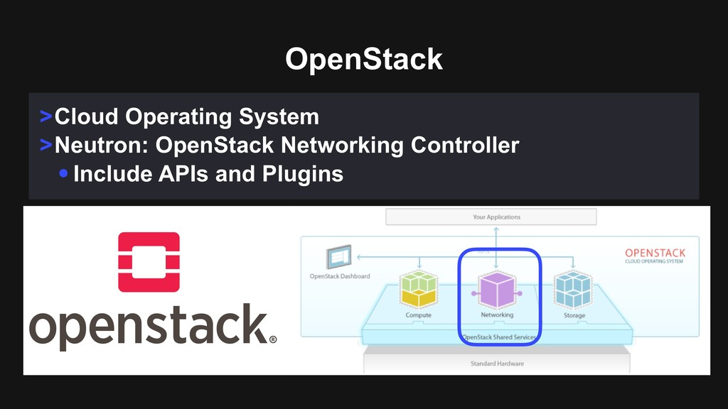 OpenStack >Cloud Operating System >Neutron: Ope...