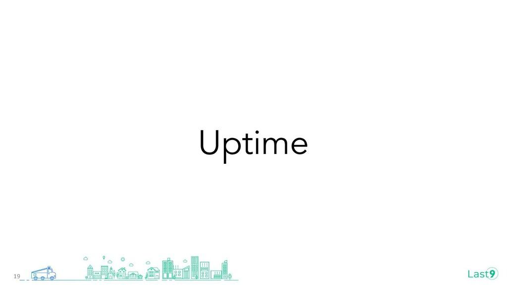 Uptime 19