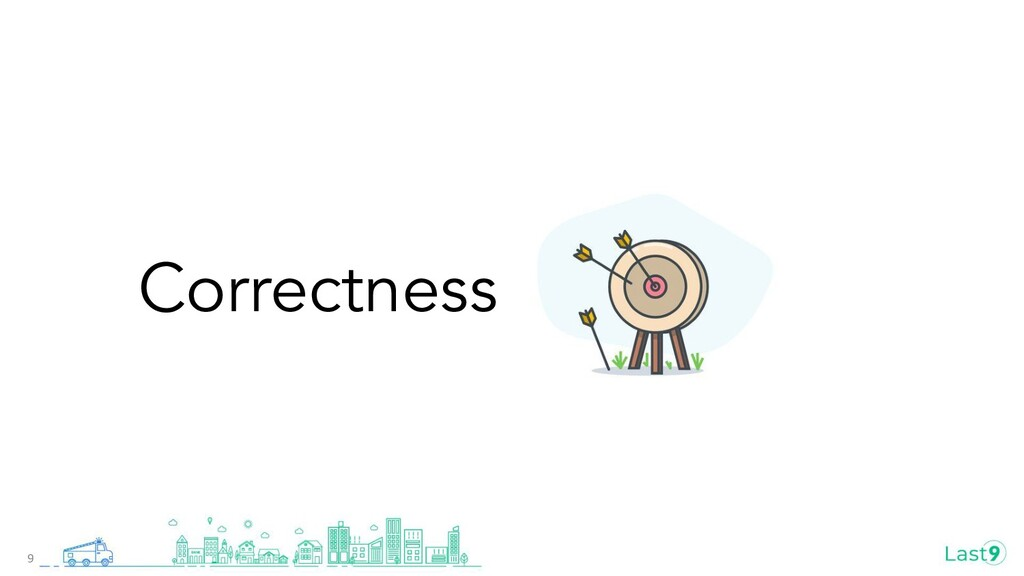 Correctness 9