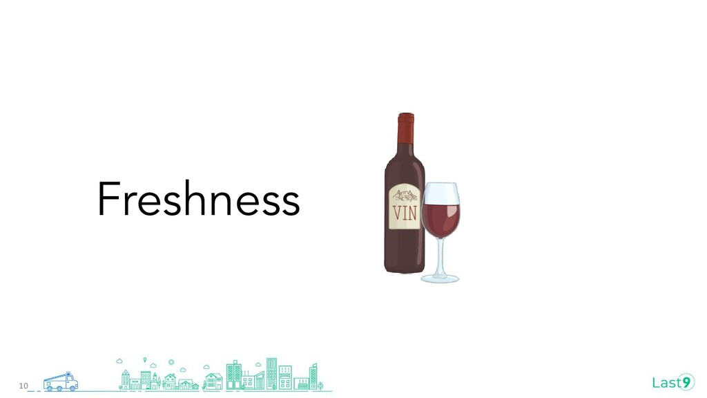 Freshness 10