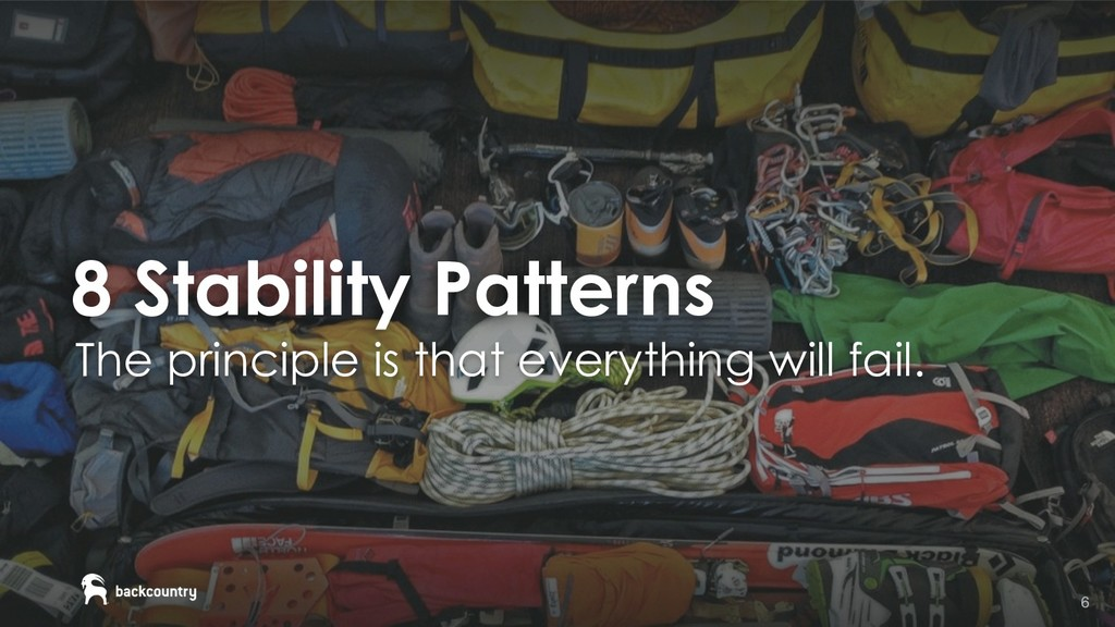 6 8 Stability Patterns The principle is that ev...