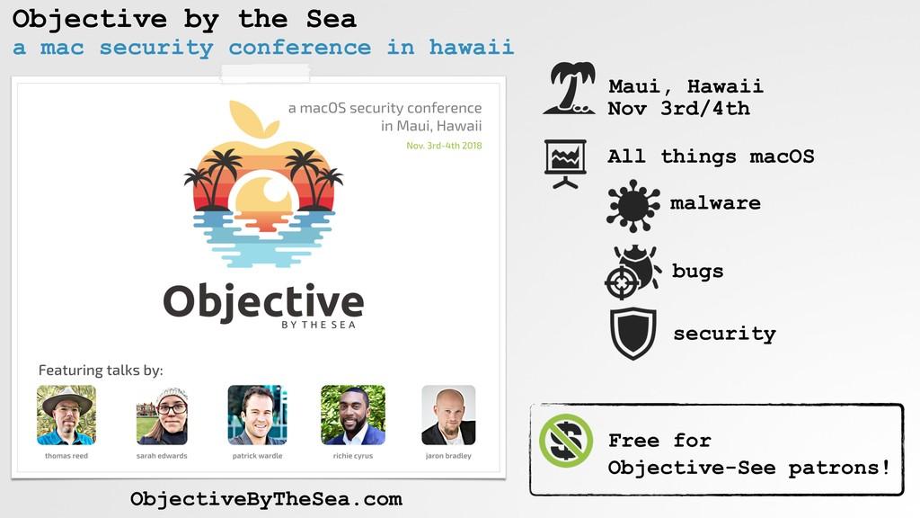 Objective by the Sea ObjectiveByTheSea.com Maui...