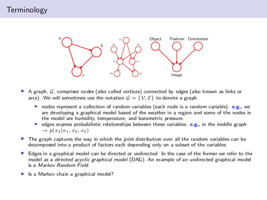 Terminology a b c x1 x2 x3 x4 x5 x6 x7 Image Ob...
