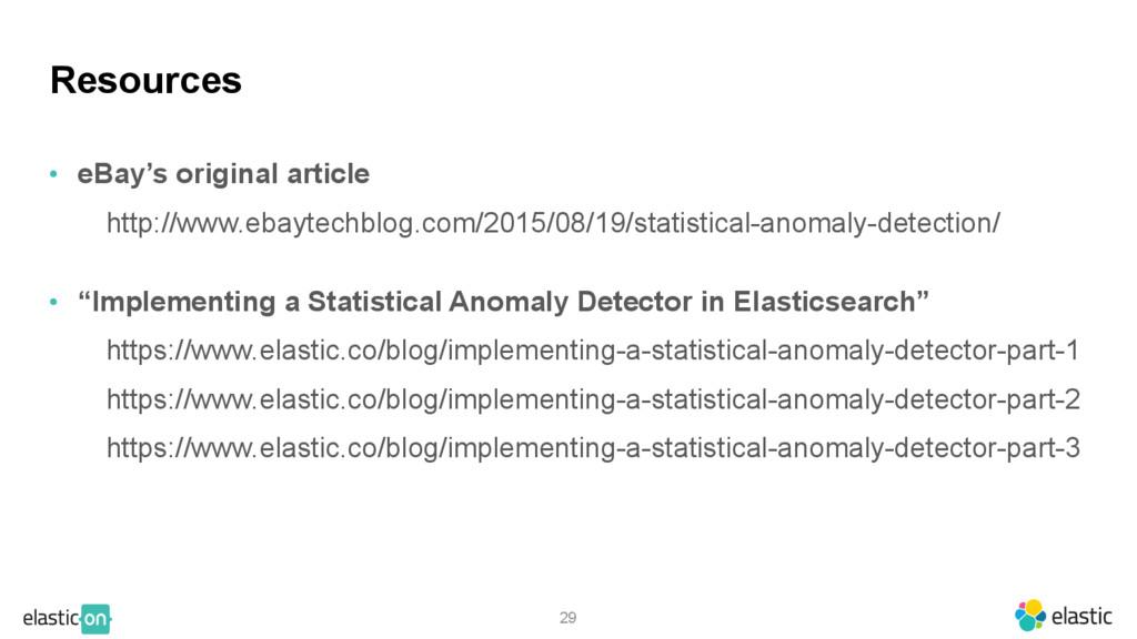 29 Resources • eBay's original article http://w...