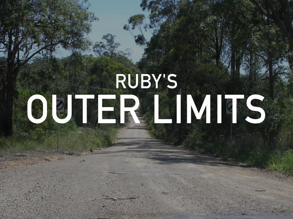 RUBY'S OUTER LIMITS
