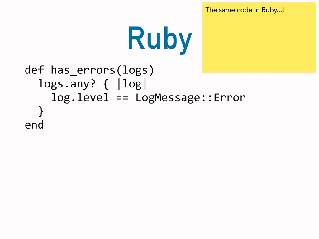 Ruby def	