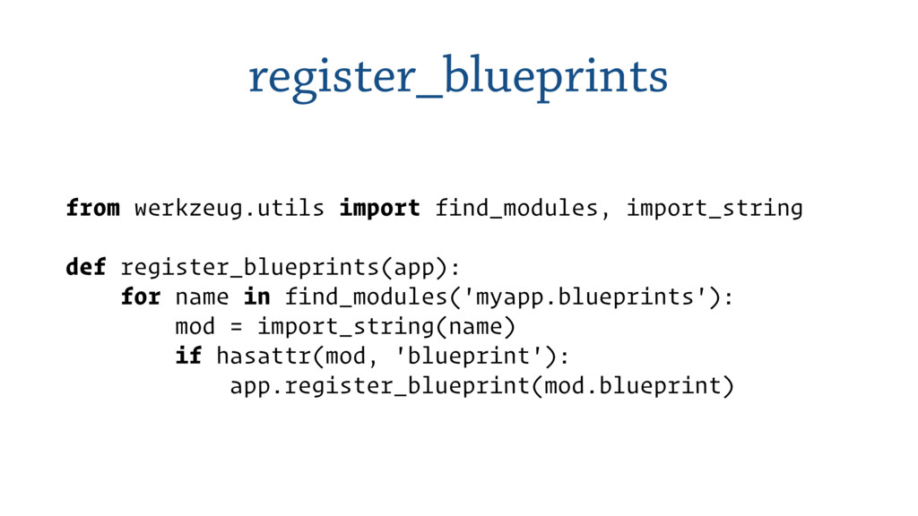 register_blueprints from werkzeug.utils import ...