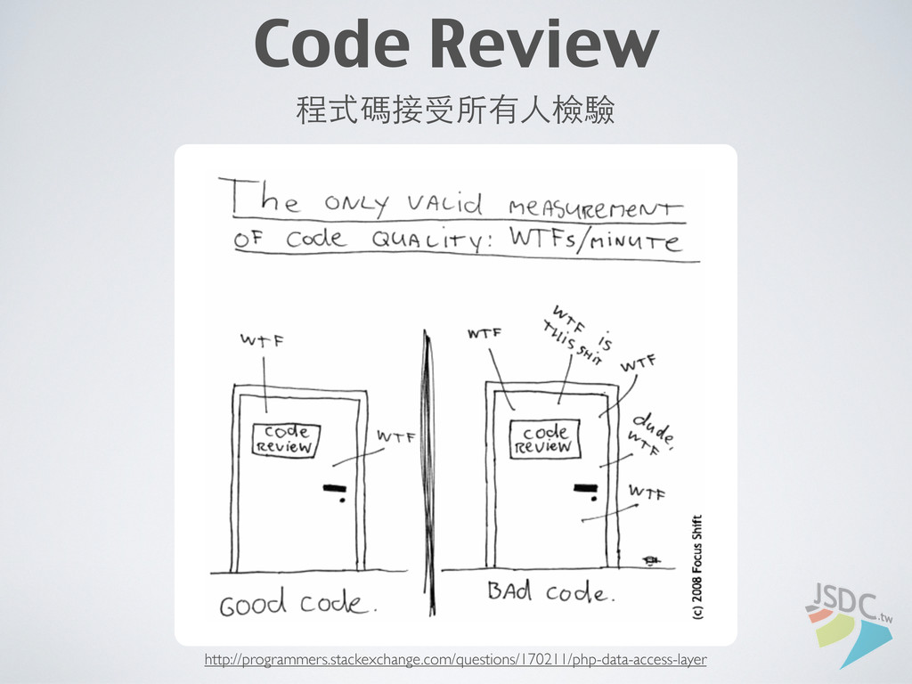 Code Review http://programmers.stackexchange.co...