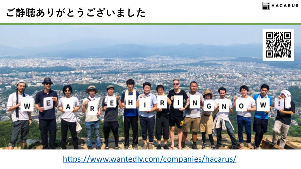 C M hPps://www.wantedly.com/companies/hacarus/