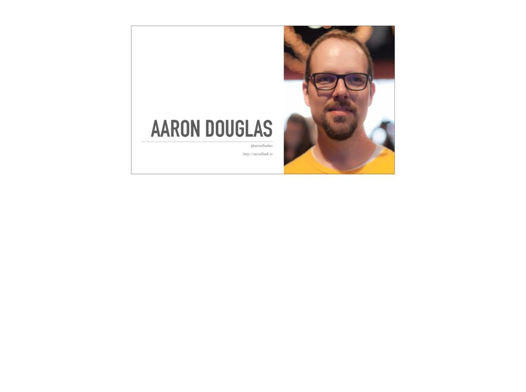 AARON DOUGLAS @astralbodies http://astralbodi.es