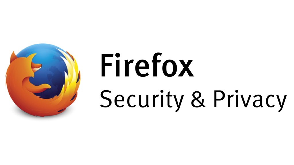 Firefox Security & Privacy