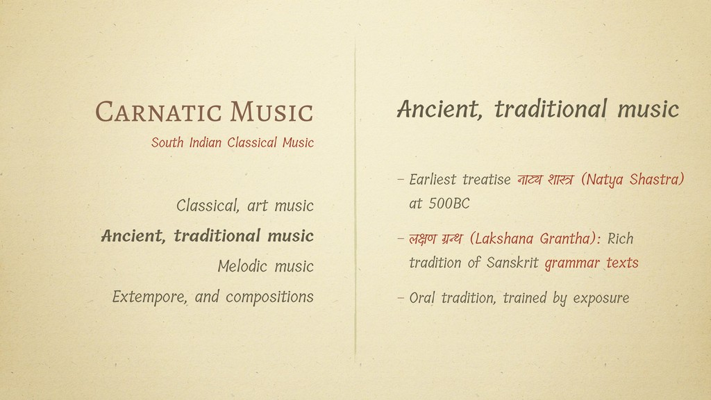Ancient, traditional music – Earliest treatise ...