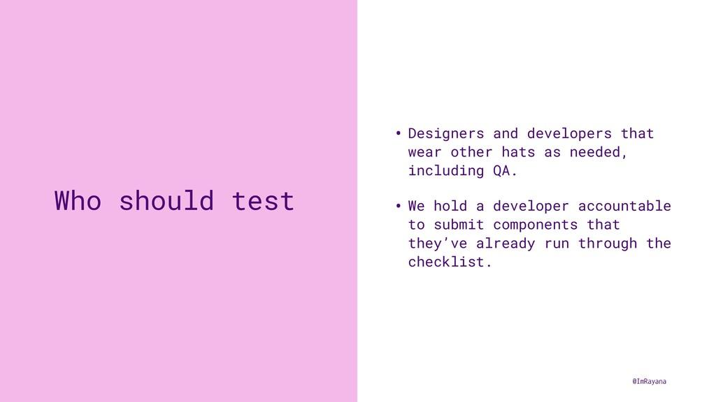 Ladies That UX — Amsterdam @ImRayana • Designer...