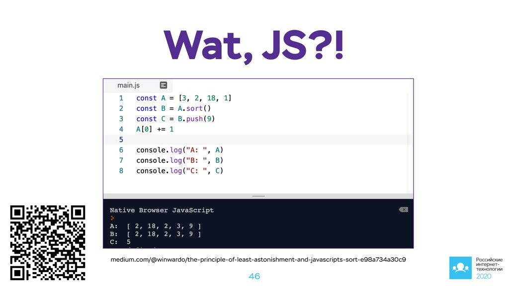 palkan_tula palkan Wat, JS?! medium.com/@winwar...
